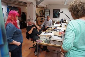 Workshop mit Meinrad M. Froschin