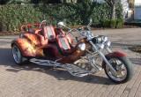 True Flames Trike