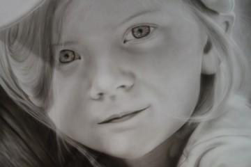 Yvonne Portrait